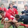 colorno rugby under 18 contro Amatori