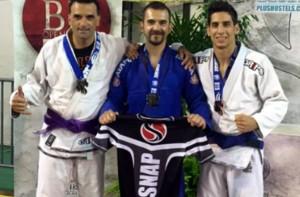 podio snap campionati italiani 2015