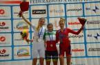 12ott15 Vania Canvelli bronzo Italiani Pista