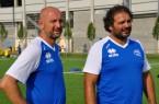 Gianluca Guidi e Andrea De Rossi, Zebre