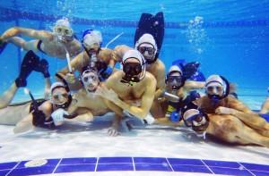 hockey subacqueo parma