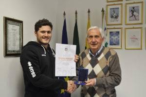 Marcello Violi Gianni Barbieri medaglia bronzo CONI