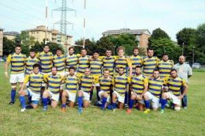 Rugby Parma stagione 2013/2014