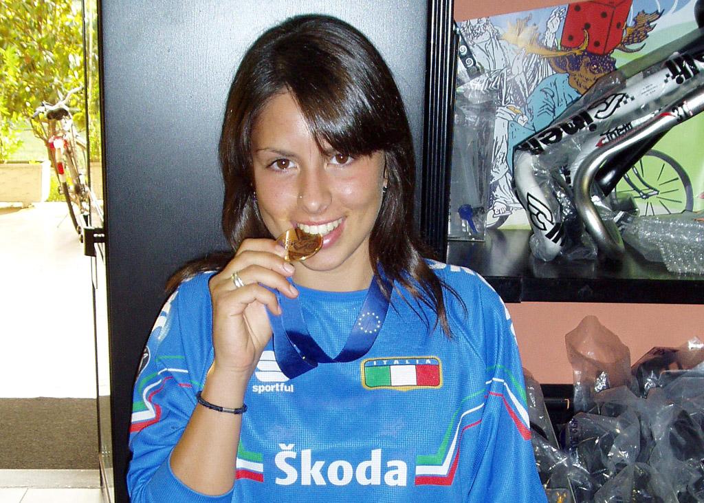 La campionessa italiana alia marcellini ai mondiali in - Una valigia sul letto streaming ...