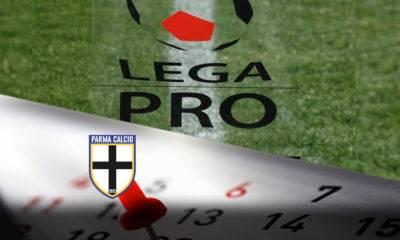 Calendario Parma Lega Pro.Calendari Sportparma
