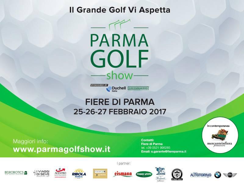 Parma golf show tutte le novit dell 39 edizione 2017 for Fiera parma 2017