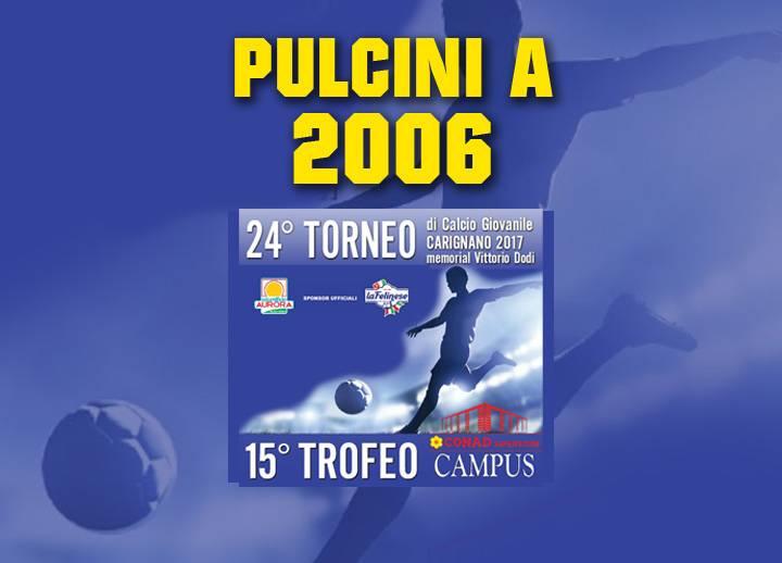 Calendario Pulcini 2006.Torneo Di Carignano 2017 Calendari Risultati E Classifiche