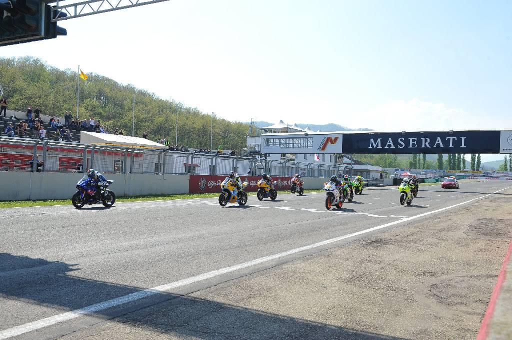 Autodromo Varano Calendario 2020.Varano Cup 2018 Le Due Ruote Protagoniste Del Weekend All