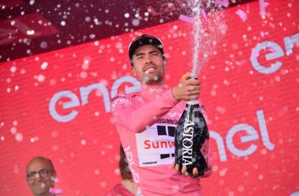 Giro: Quintana nuova maglia rosa