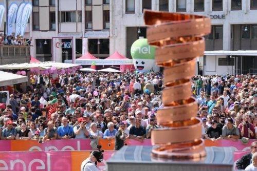 Giro d'Italia 2017, la presentazione della 18/a tappa