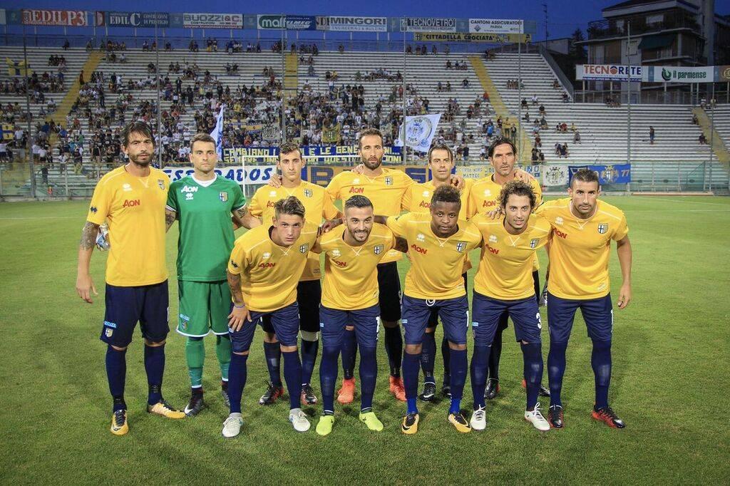 Finito il primo tempo: Parma-Cremonese 1-0