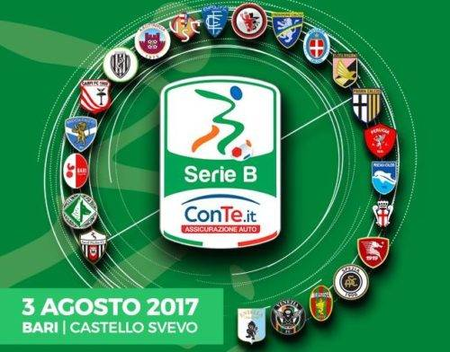 Serie B: anticipi e posticipi dalla 3a all'8a giornata