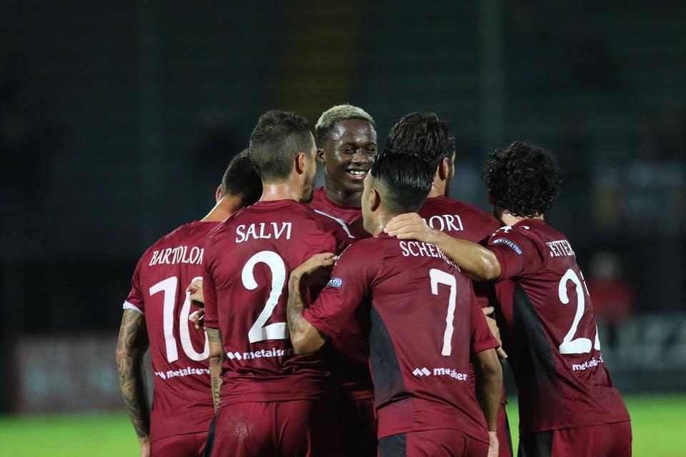 Brescia sospesa dopo 20′ per grandine
