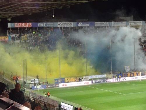 Spezia-Parma:
