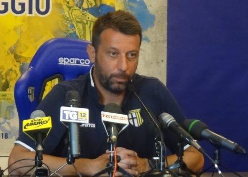 Parma-Brescia 0-1, decide Ferrante su un campo allagato