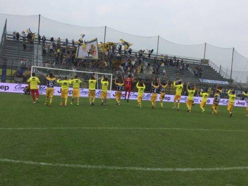 HIGHLIGHTS: Venezia - Parma 0-1