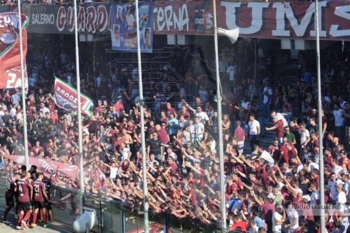 Serie B, Parma-Salernitana 2-2: cuore granata, rimontati gli emiliani nella ripresa