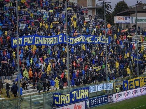 Parma-Brescia 0-1, l'incornata di Ferrante fa volare le Rondinelle al ''Tardini''