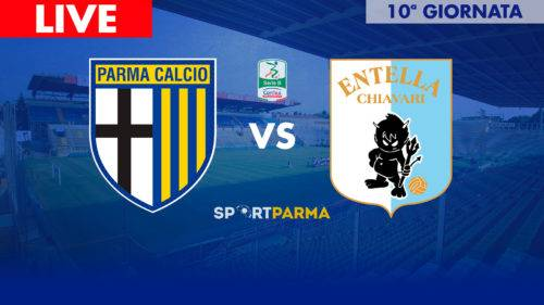 PARMA - ENTELLA 3-1 (finale)