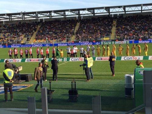 HIGHLIGHTS: Frosinone-Parma 2-1