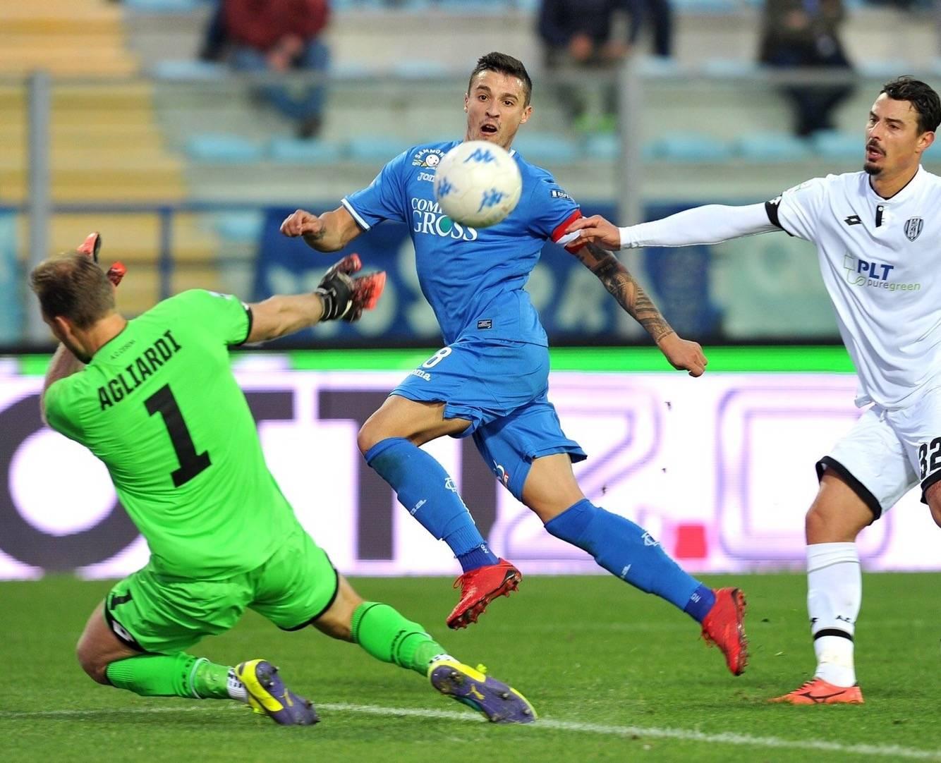 Perugia-Carpi 5-0, il tabellino Cinquina Perugia, Carpi inesistente
