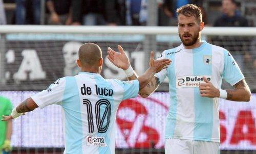 SERIE B: il Bari cade in casa dell'Entella il Parma resta primo in classifica