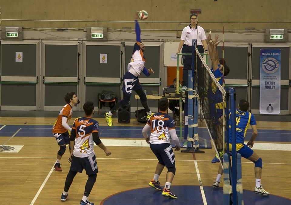energy volley