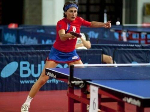 Alessia Arisi, tennistavolista: 2 olimpiadi