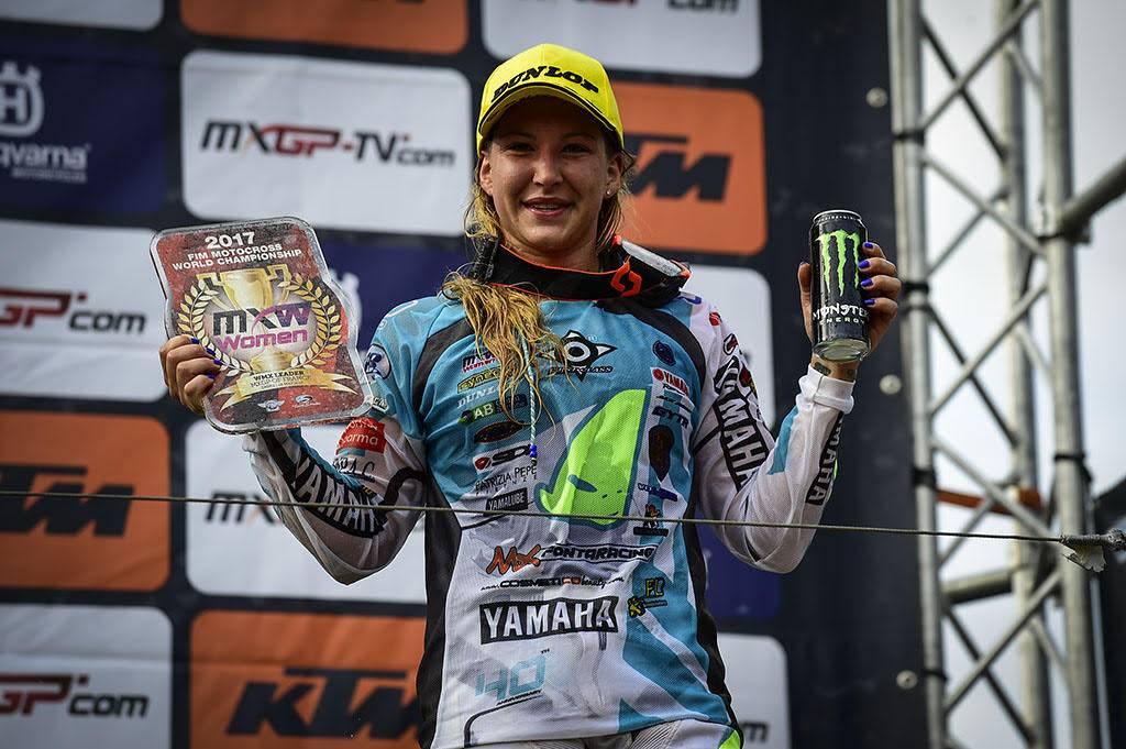 Kiara Fontanesi, motocross: 5 titoli mondiali