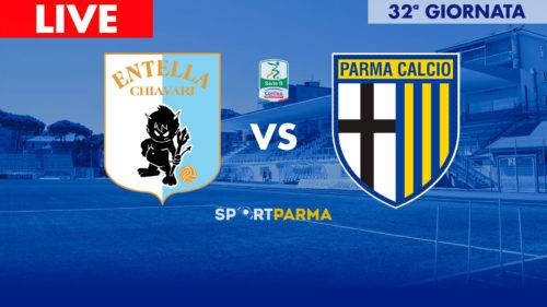 VIRTUS ENTELLA - PARMA 0-0 (3'pt)