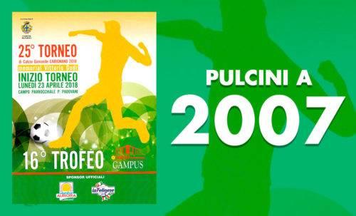 Pulcini A 2007 - Torneo Carignano 2018