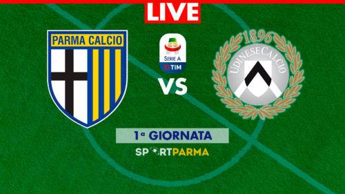 PARMA - UDINESE 0-0 (19′ pt)
