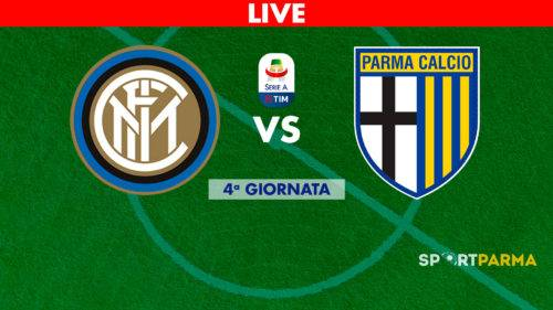 INTER - PARMA 0-0 (fpt)