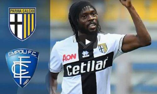 HIGHLIGHTS: Parma - Empoli 1-0