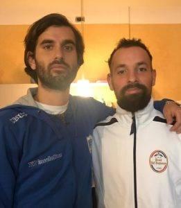 i fratelli Filippo e Francesco Pioli, prima di Bibbiano-Real Val Baganza