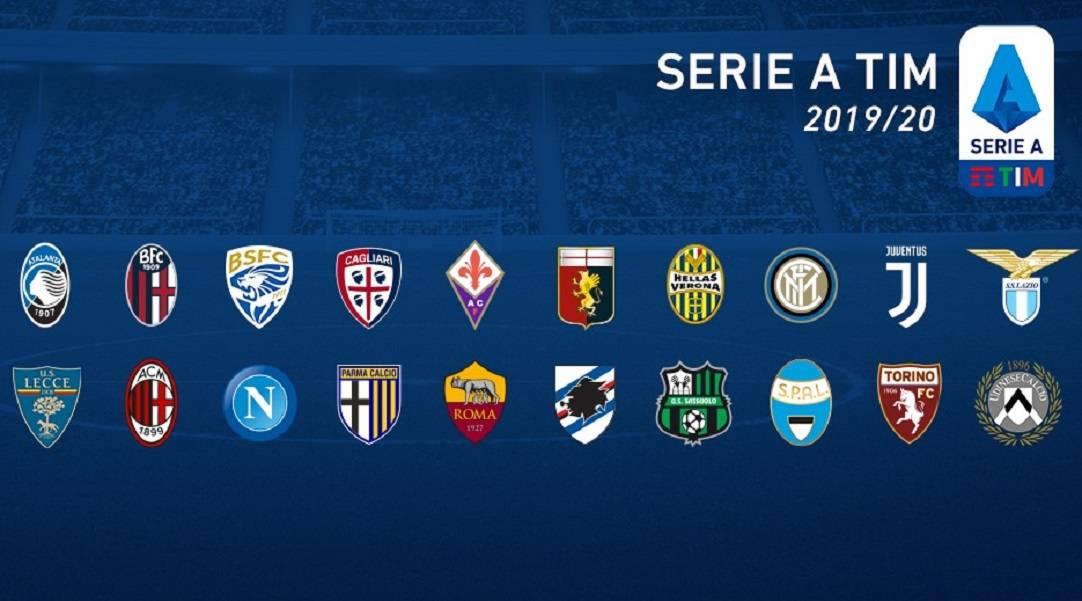 Calendario Cagliari Calcio 2020.Live Il Calendario Della Serie A 2019 20 Sportparma