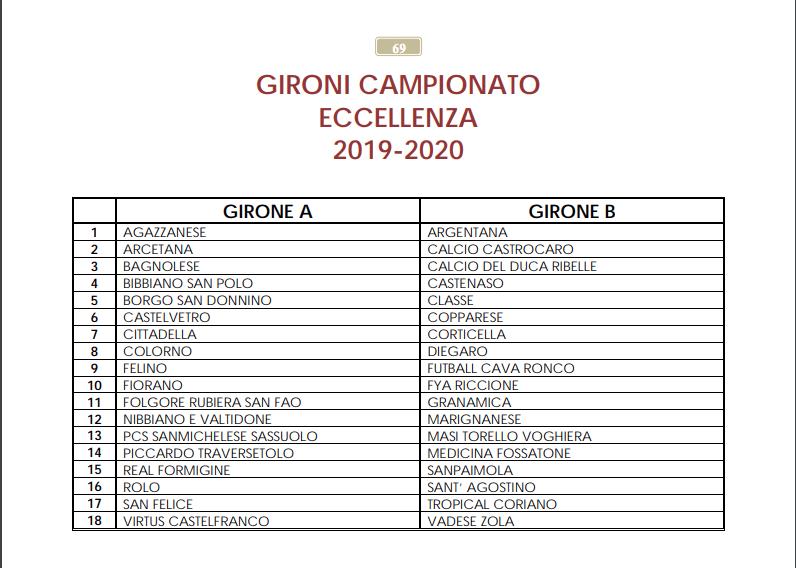 Calendario Lezioni Unipi.Calendario Coppa Italia 2020