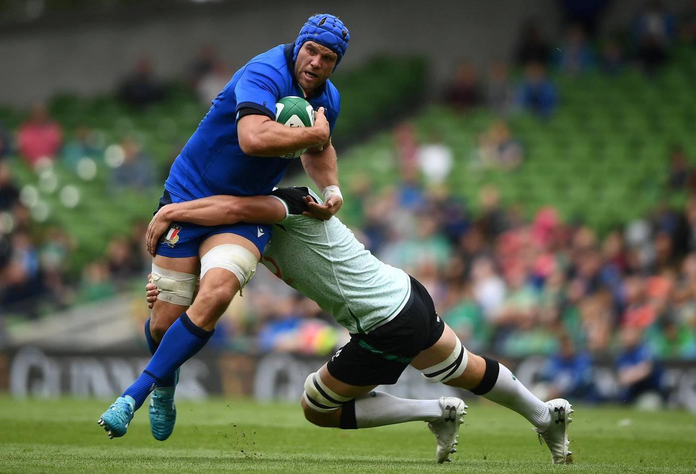 Test match: Italrugby sconfitta a Dublino 29-10