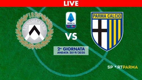 UDINESE - PARMA 0-0 (11′ pt):