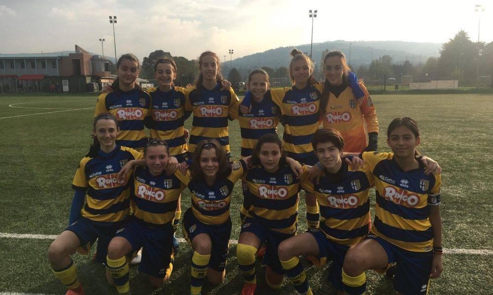 Giovanissime Under 15 Femminile, 6^ Giornata: Carpi-Parma 0-1 - Sport Parma