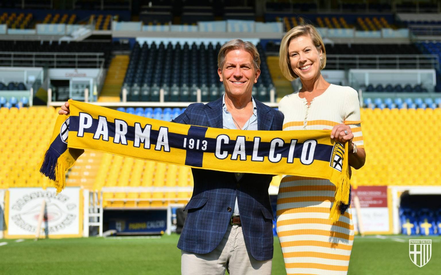 Il Parma ha un nuovo proprietario, l'americano Krause... che parla del Palermo