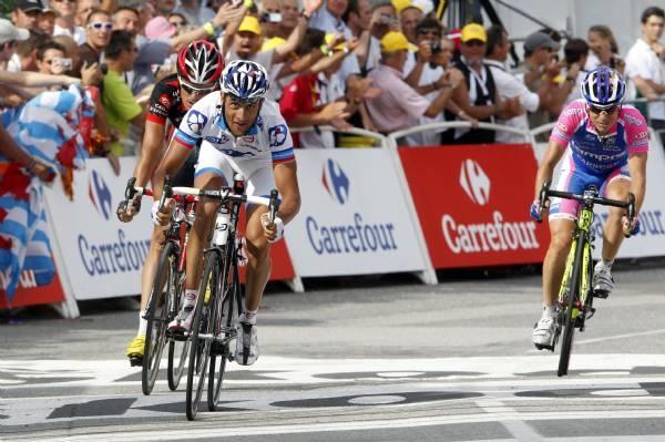 Tour de France, crolla Evans, Schleck in giallo. Sms di ...